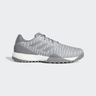 CodeChaos Sport Golf Shoes Grey Two / Grey Three / Solar Red EE9112