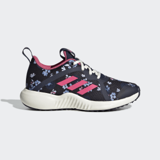 FortaRun X Shoes Core Black / Real Pink / Collegiate Navy EF2617
