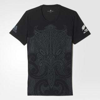 All Blacks Maori Tee Black AZ3955