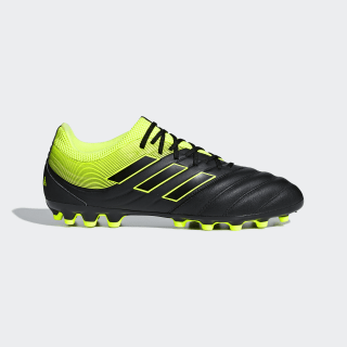 Copa 19.3 AG Fußballschuh Core Black / Solar Yellow / Core Black F35774