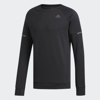 Sudadera Supernova Run Cru Black DN2484