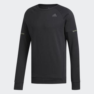Sweat-shirt Supernova Run Cru Black DN2484