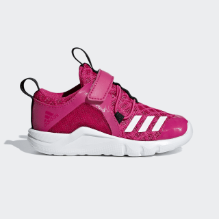 Zapatillas RapidaFlex Real Magenta / Cloud White / Core Black D97591