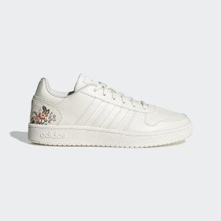 FARM Rio Hoops 2.0 Shoes Running White / Running White / Raw White EF0122