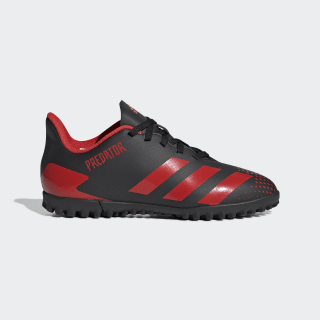 Predator 20.4 Turf Shoes Core Black / Active Red / Core Black EF1956