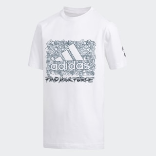 Star Wars Lockup Tee White FQ9868