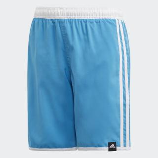 3-Stripes Swim Shorts Shock Cyan FM4144