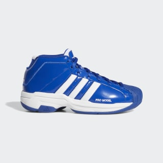 Pro Model 2G Shoes Team Royal Blue / Cloud White / Team Royal Blue EG2157
