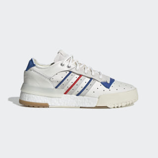 Rivalry RM Low Shoes Cloud White / Raw White / Crystal White EE4986