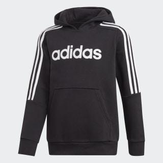 3-Stripes Hoodie Black / White EI7971