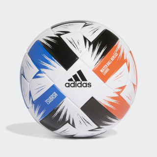 Ballon Tsubasa League White / Solar Red / Glory Blue / Black FR8368