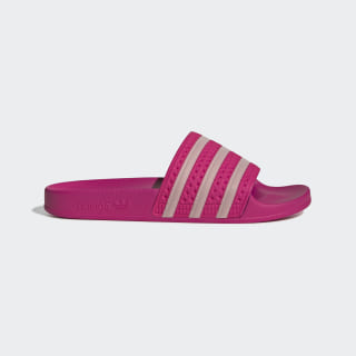 Adilette Slides Real Magenta / Pink Spirit / Real Magenta EE7930