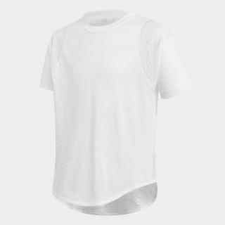 ID Tee White / Grey One ED4664