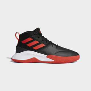 OwnTheGame Wide Shoes Core Black / Active Red / Cloud White EF0746