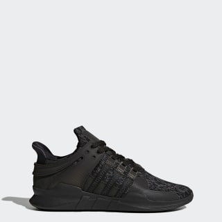 EQT Support ADV Shoes Core Black / Core Black / Sub Green BY9589