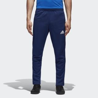 Pantaloni Tiro17 Training Dark Blue/White BQ2719