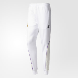 Pants Real Madrid WHITE/OFF WHITE BQ3228