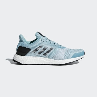Chaussure Ultraboost ST Parley Blue Spirit / Cloud White / Chalk Pearl AC8207