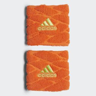 Muñequera pequeña Braided Hi-Res Orange/Hi-Res Orange/Semi Frozen Yellow CF6932