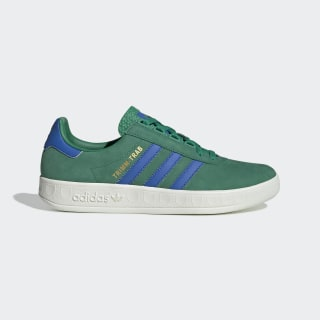 Trimm Trab Shoes Bold Green / Blue / Cream White EE5742