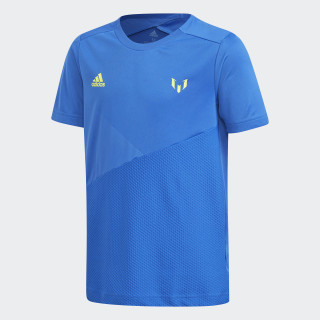 Polera Messi Blue / Solar Yellow DV1321