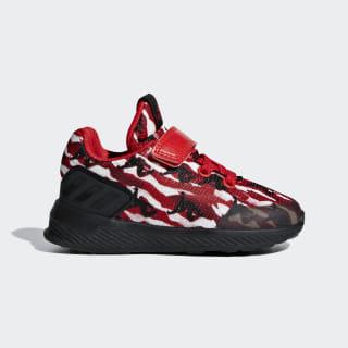 Marvel Spider-Man RapidaRun Shoes Active Red / Core Black / Cloud White D97100