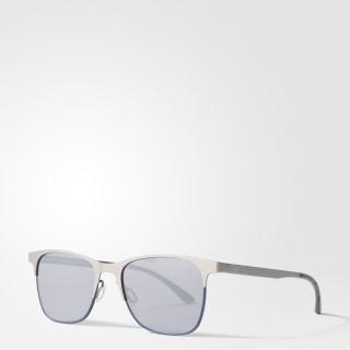 Солнцезащитные очки AOM001 matte silver / blue BI4790