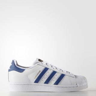Zapatillas Superstar FTWR WHITE/EQT BLUE S16/EQT BLUE S16 S74944