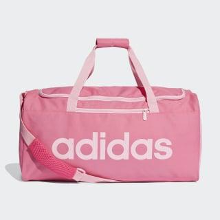Linear Core sportstaske, medium Semi Solar Pink / True Pink / True Pink DT8622