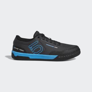 Five Ten Freerider Pro Mountain Bike Shoes Carbon / Shock Cyan / Core Black BC0773