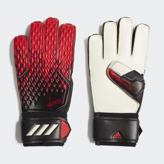 Predator 20 Match Goalkeeper Gloves Black / Active Red FH7286