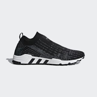 Buty EQT Support Sock Primeknit Core Black / Grey Five / Crystal White B37526