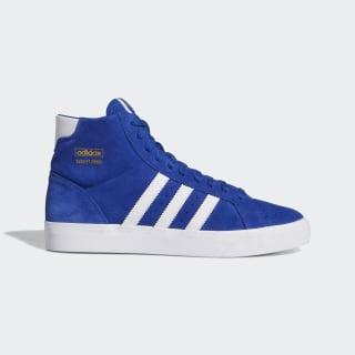 Basket Profi Schoenen Team Royal Blue / Cloud White / Gold Metallic FW3102