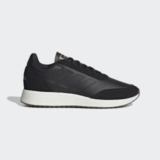 Tênis Run 70s Core Black / Running White / Grey Six EE9758