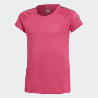 Training Cool Tee real magenta / black DN8427