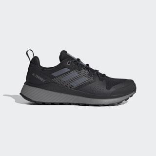 Sapatos de Caminhada Folgian Hiker TERREX Core Black / Grey Four / Grey One EF0404