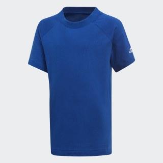 Camiseta Algodão COLLEGIATE ROYAL/WHITE DJ1519