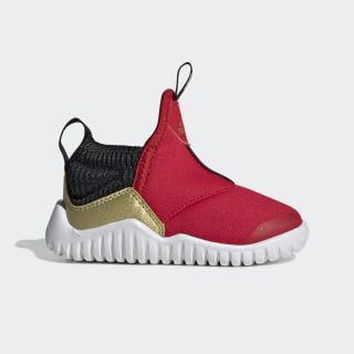 RapidaZen Shoes Scarlet / Core Black / Gold Metallic EH1695