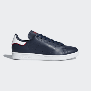 Zapatillas Stan Smith COLLEGIATE NAVY/COLLEGIATE NAVY/SCARLET B37912