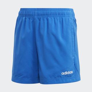 Essentials Climaheat Shorts Blue / White FM7051