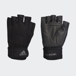 Guantes Training Climacool Black / Iron Metallic / Matte Silver DT7959