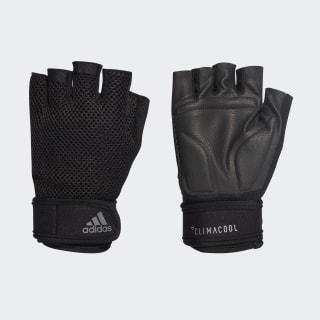 Training Climacool handsker Black / Iron Met. / Matte Silver DT7959