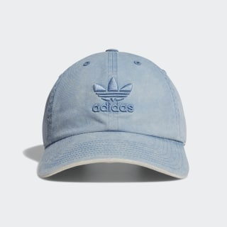 Relaxed Overdye Hat Medium Blue CK5034