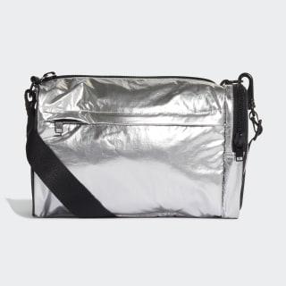 Y-3 Mini Gym Bag Silver Metallic FS2359