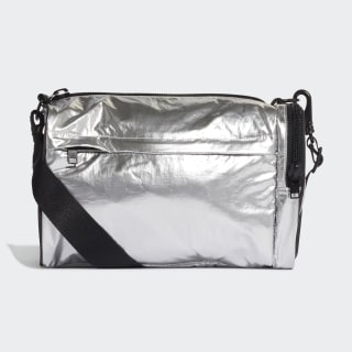 Y-3 Mini Gym Bag Silver Metallic FS2359