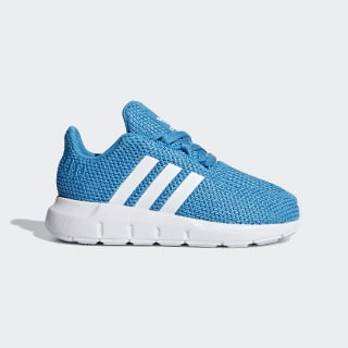 Tênis Swift Run I Shock Cyan / Ftwr White / Ftwr White CG6978