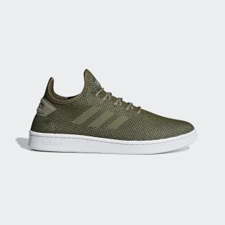 Sapatos Court Adapt Green / Raw Khaki / Trace Cargo F36420