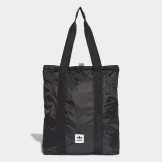 Packable Tote Bag Black FM1301