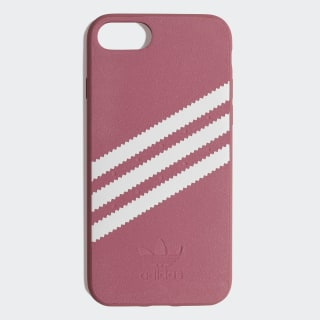 Molded iPhone 8 Schutzhülle Trace Maroon / White CK6175