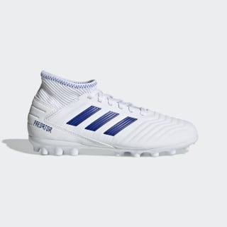 Scarpe da calcio Predator 19.3 Artificial Grass Cloud White / Bold Blue / Bold Blue D98010